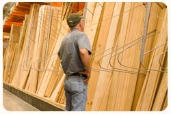 Retail Lumber Supply Chains